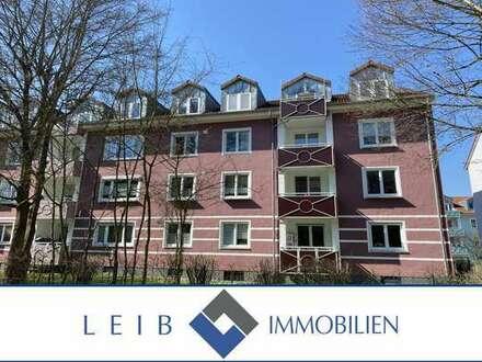 Gepflegte 2-Zimmer Dachgeschosswohnung mit Balkon in beliebter Wohnanlage nähe Hochschule