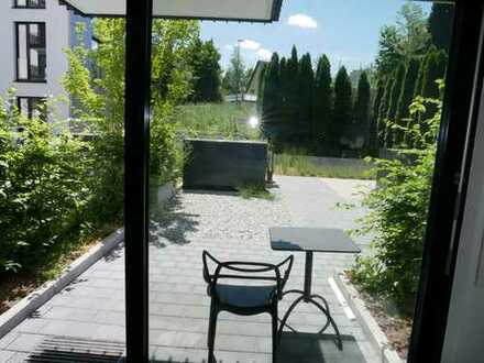 Vollmöbliertes Design-Appartement in exclusivem Appartmenthaus! U-Bahn-Nähe!