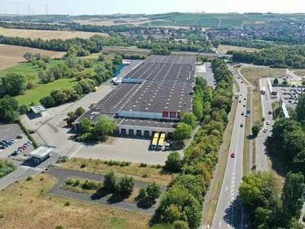 PROVISIONFREI   ca. 30.000 m² Lager-/ Logistikfläche   unweit der BAB 61   069 550 112