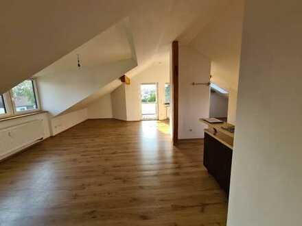 Gepflegte 2,5-Zimmer-Wohnung mit Balkon in Au in der Hallertau