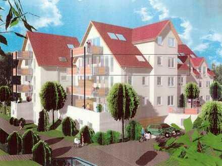 Achtung Kapitalanleger! Sehr gut vermietete 3-Zimmer-Wohnung (Bj. 2000) in Renningen-Malmsheim