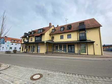 Schöne renovierte 1-, 2- oder 3-Zimmer Wohnungen (1.OG oder 2.OG) einige mit Balkon