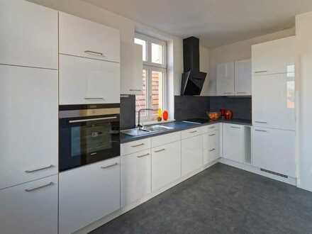 Neue, moderne 3-Zimmer-Wohnung mit Einbauküche - Wohnen mit Blick über den Dächern von Burgkunstadt