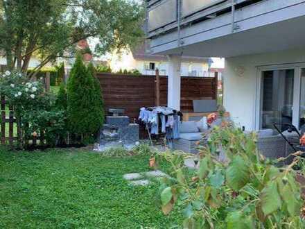Schöne 3,5 -Zimmerwohnung mit Terrasse in Heilbronn-Biberach zu vermieten