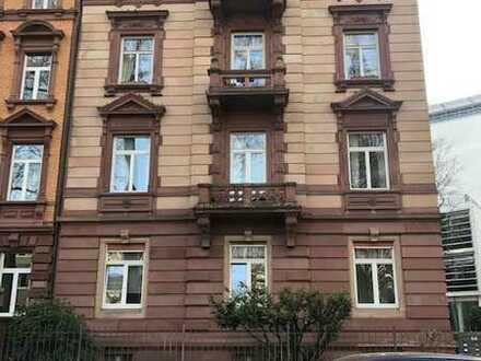 2,5 Zimmer Gründerzeitwohnung, neben dem Palmengarten. SOFORT BEZIEHBAR