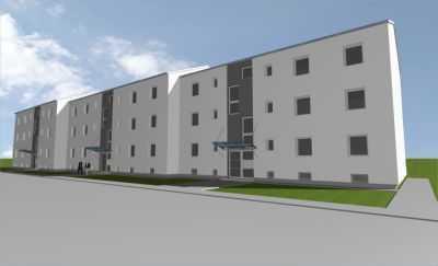 Gepflegte 2-Zimmer-Wohnung mit Balkon und Einbauküche in Ingolstadt