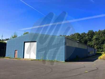 PROVISIONSFREI! Lager-/Werkstattflächen (1.200 qm) & Büro-/Sozialflächen (150 qm) zu vermieten