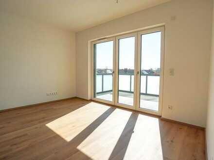 Traumhafter Ausblick | moderne 4-Zi.-Whg. | 2 Tageslichtbäder | 2 Balkone | 1. Kaltmiete geschenkt!