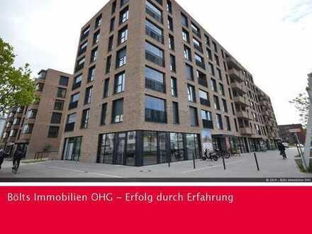 1. Monat mietfrei ! Wohngemeinschaft willkommen - Neuwertige Wohnung mit schöner Terrasse