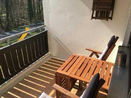 Wohnung in WG - 500m Bodensee - ruhige Lage - Blick ins Grüne - gepflegte Anlage
