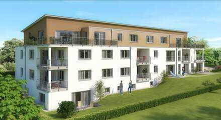 *Baubeginn erfolgt* Viel Platz für die ganze Familie - 4,5-Zi.-Erdgeschosswohnung mit Terrasse