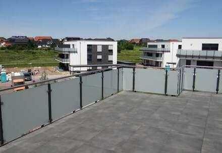 Penthouse mit wunderschöner Dachterrasse - Erstbezug in einer exklusiven Wohnanlage von Wolfsburg
