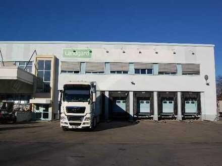Gewerbehalle mit Bürotrakt! Produkion/Lager/Spedition im Zentrum von Chemnitz