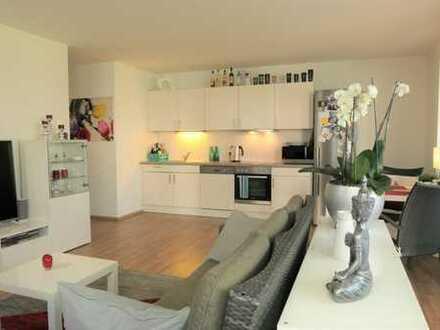 Beverbäker Wiesen - attraktive 3 Zimmer mit moderner Einbauküche und großer Terrasse