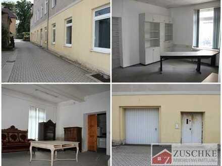 Ihr zukünftiges, großzügig geschnittenes Gewerbe in Zentrum von Bautzen mit eigener Garagenzufahrt!