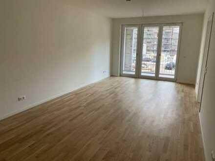 2-Zimmer-Wohnung mit Balkon und Einbauküche in Hammerbrook, Hamburg