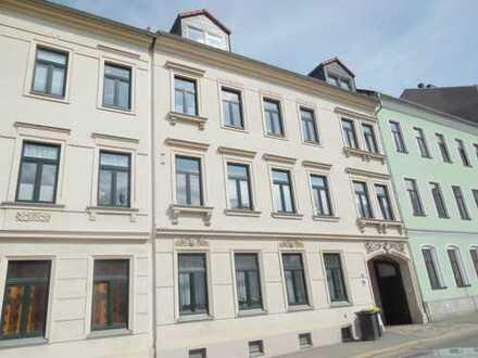 Schöne Zweiraumwohnung in der Bahnhofsvorstadt, Erdgeschoss, Balkon, Stellplatz