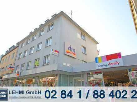 TOP 4-Zimmerwohnung mit Balkon im Herzen von Duisburg-Wanheimerort