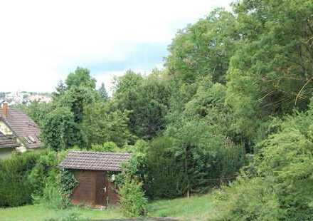 Marbach, Baugrundstück für Doppelhaus