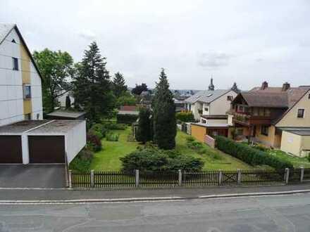 Baugrundstück zentral und dennoch ruhig gelegen in Schwarzenbach/Wald