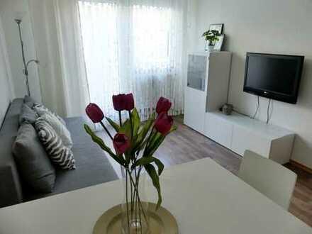 Zentral gelegene 2-Zimmer Wohnung mit Balkon und Einbauküche in Karlsruhe, Innenstadt-West