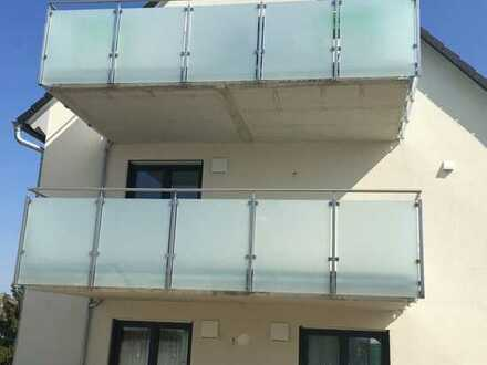 Erstbezug: ansprechende 3-Zimmer-Wohnung in Eichstätt mit 2 Balkons