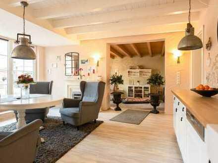 freistehendes Einfamilienhaus plus ein 3-Familienhaus!