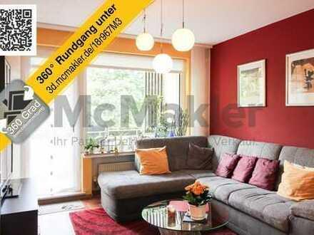 Neues Zuhause oder attraktive Kapitalanlage! 3-Zimmer-Wohnung mit Loggia in Bremen-Osterholz!
