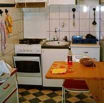 Optimal für Studenten - auf Wunsch (teil-)möblierte, gemütliche 1-Zimmer-Wohnung (29qm)