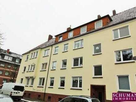 2-Zimmer Eigentumswohnung im EG in zentraler Lage