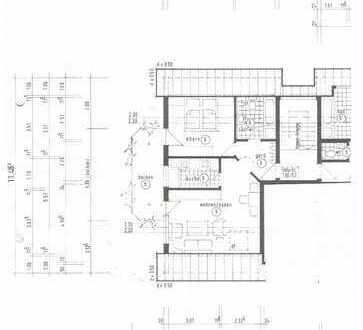 Ansprechende, gepflegte 2-Zimmer-Dachgeschosswohnung in schorndorf