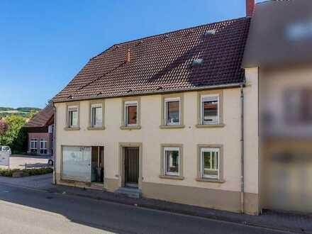 Haus für den geübten Handwerker in Altenglan