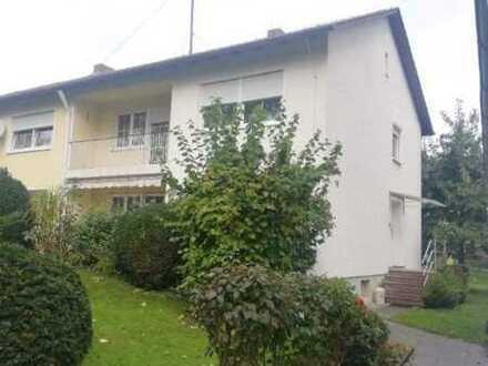 Attraktive 5-Zimmer-Doppelhaushälfte mit Einbauküche in Oberhaunstadt, Ingolstadt