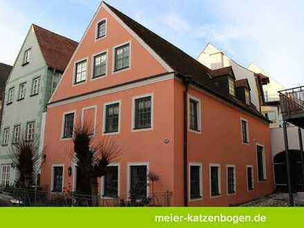 Historisches Denkmalschutzhaus in Neuburg-Altstadt