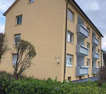 4-Zimmer-Wohnung mit Balkon und Einbauküche