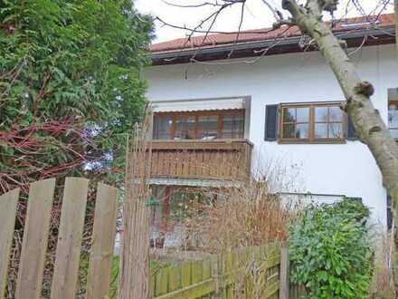 Attraktive 3-Zimmer-Wohnung in kleiner, gepflegter Anlage in Ortsrandlage von Söcking