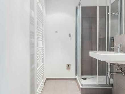 2 Zimmer mit Einbauküche, modernisiert