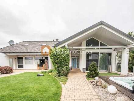 Exklusives Einfamilienhaus mit Einliegerwohnung und Whirlpool in Memmingen