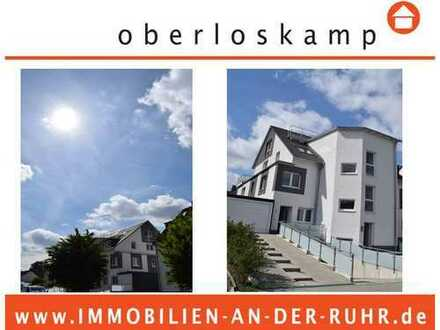 Gehobene Neubau-Wohnung mit Haus-Charakter zum Erstbezug!