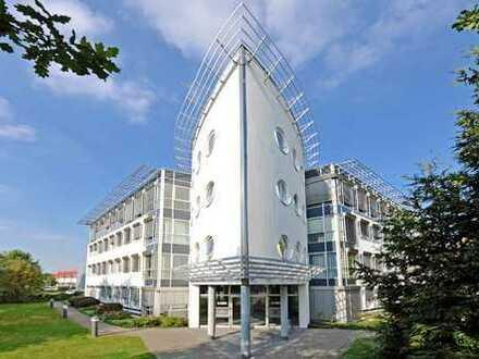 Teilvermietung Büros: ca. 113 qm (€ 9,75/qm). Halle anmietbar: 300 qm (€ 6,40/qm)