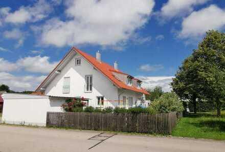 Moderne Energieeffiziente Doppelhaushälfte in ruhiger Lage in Kranzberg