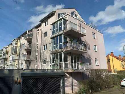 3-Zimmer-Maisonettewohnung über den Dächern von Frankfurt
