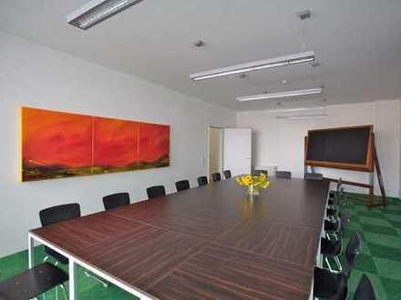 Besprechungs- und Konferenzräume im Stadtregal im Business Center Ulm