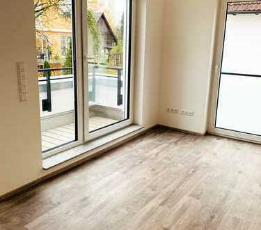 Erstbezug: Hochwertige 1-Zimmer-Wohnung, ideal für München-Pendler*innen