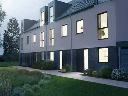 Hochwertiges Reihenmittelhaus (Neubau) in schöner Lage von Bremen St. Magnus