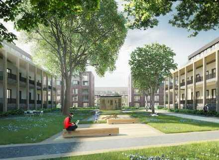 Schicke, großzügige 2- Zimmer-Wohnung im Hochpaterre mit SÜD-WEST Loggia (Kleefelder-Hofgärten)
