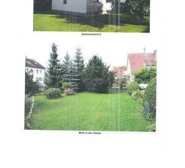 Ruhiges und sonniges 12-Zimmer-Mehrfamilienhaus zur Miete in Langweid am Lech, Stettenhofen