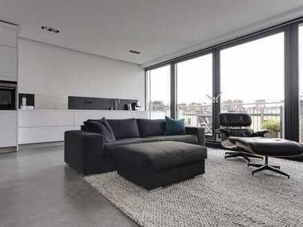 Modernes Penthouse im Graefekiez FÜR 1 JAHR BEFRISTET
