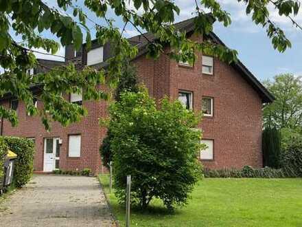 Helle 2-Zimmer-Terrassenwohnung mit Garten in Dorsten