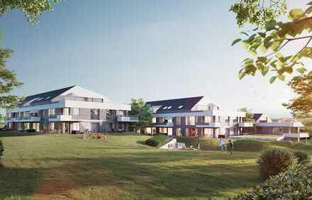 Luftige 3,5-Zimmer-Gartenwohnung Opilio - Das neue Architektur-Highlight in Markgröningen !!